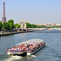 Стихи о реке Сена