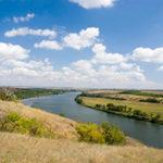 Стихи о реке Северский Донец