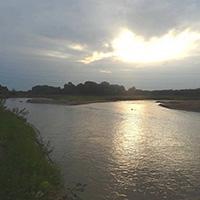 Стихи о речке Сунжа