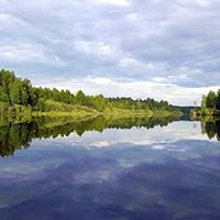 Стихи о реке Свирь