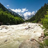 Стихи о реке Терек