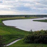 Стихи о реке Тура