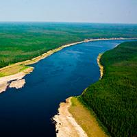 Стихи о реке Вилюй