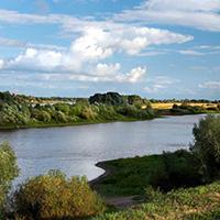 Стихи о реке Волхов