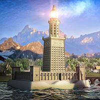 Стихи о Александрийском маяке