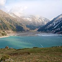 Стихи об озере Балхаш