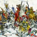 Битва на Чудском озере, Ледовое побоище - стихи
