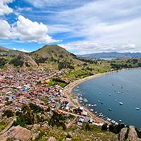 Стихи о Боливии
