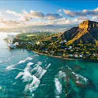 Стихи о Гавайских островах, Гавайях