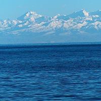 Стихи об озере Иссык-Куль