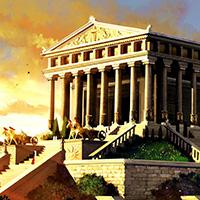 Стихи о храме Артемиды Эфесской