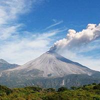 Стихи о вулкане Колима
