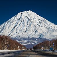 Стихи о вулкане Корякский