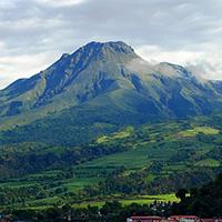 Стихи о вулкане Монтань-Пеле