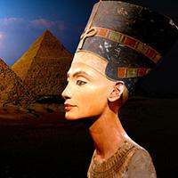 Стихи о Нефертити