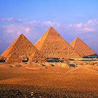 Стихи о пирамидах Гизы