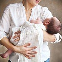 Руки мамочки родной
