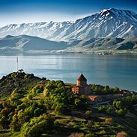 Стихи об озере Севан