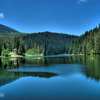 Стихи об озере Синевир