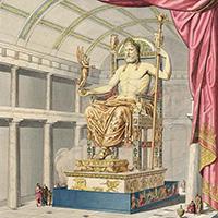 Стихи о статуе Зевса в Олимпии