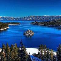 Стихи об озере Тахо