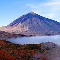 Стихи о вулкане Тейде