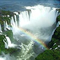 Стихи о водопаде Виктория