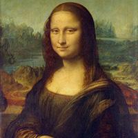 Стихи о Джоконде, Мона Лизе