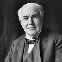Стихи о Томасе Эдисоне