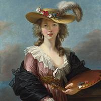 Стихи о Луизе Виже Лебрен
