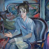Рассказ про даму с цветами. Зощенко
