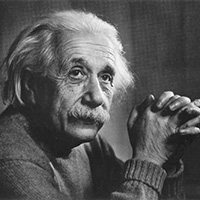 Стихи о Альберте Эйнштейне