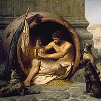 Стихи о Диогене