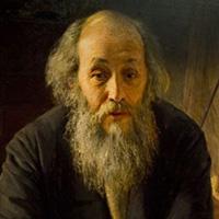 Стихи о Ге Николае Николаевиче