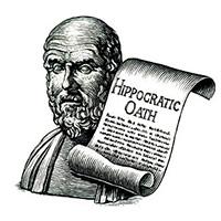 Стихи о Клятве Гиппократа