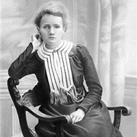 Стихи о Марие Кюри