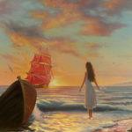 Стихи про Ассоль, Алые паруса