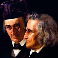 Стихи о Братьях Гримм