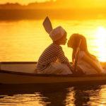Первая детская влюбленность и лодка