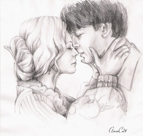 Тихий шепот любви