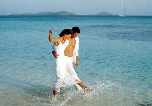 В брызгах моря и счастья