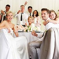 Свадебные тосты в стихах