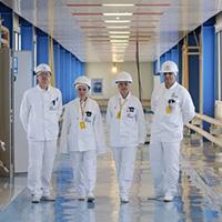 Поздравления с Днем работника атомной промышленности