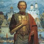 Стихи о Дмитрии Донском