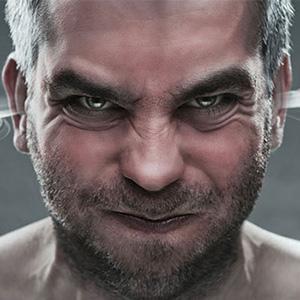 Мужчины агрессивны?