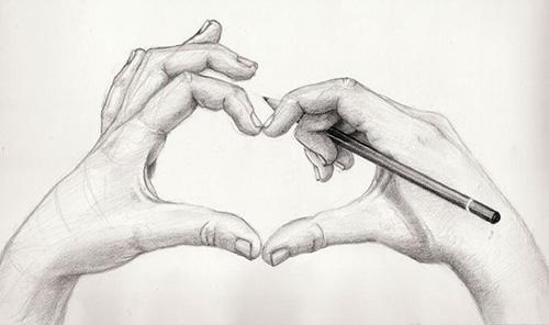 Нарисуй мне любовь