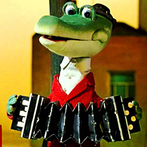 Стихи про Крокодила Гену