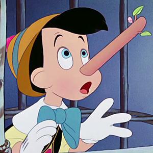 Стихи про Пиноккио