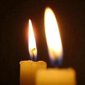 Так говорили две свечи. Притча