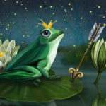 Стихи о Царевне-лягушке